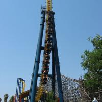 Vertical Velocity Six Flags Discovery Kingdom