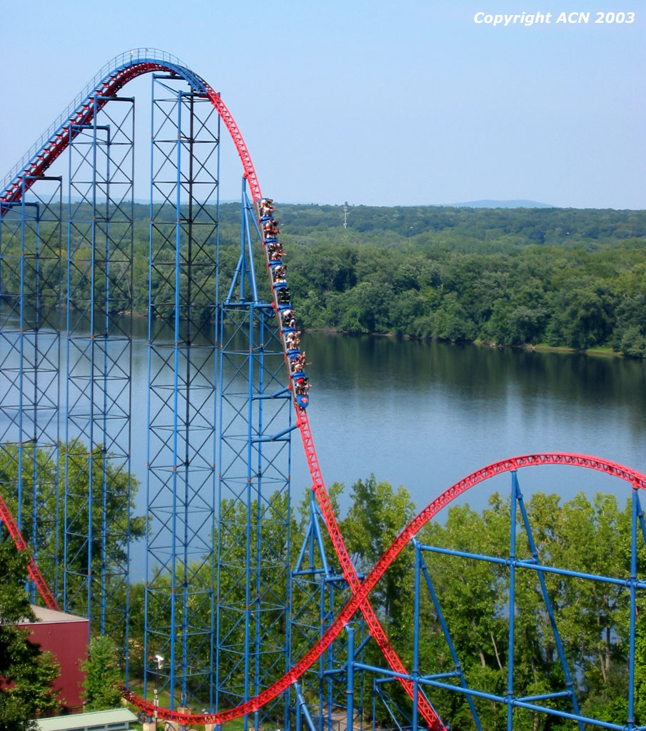 Six Flags New England » Superman: Ride of Steel » sros12 ...