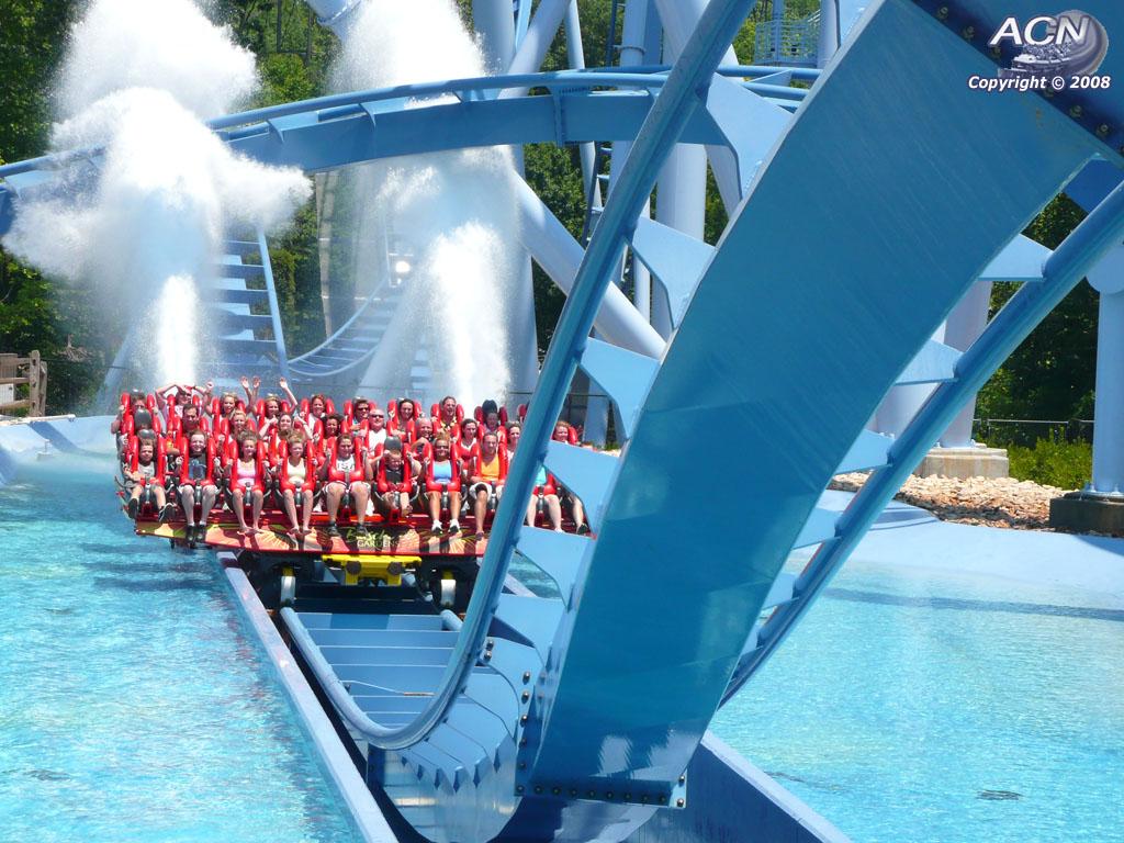 Busch Gardens Europe Griffon Roller